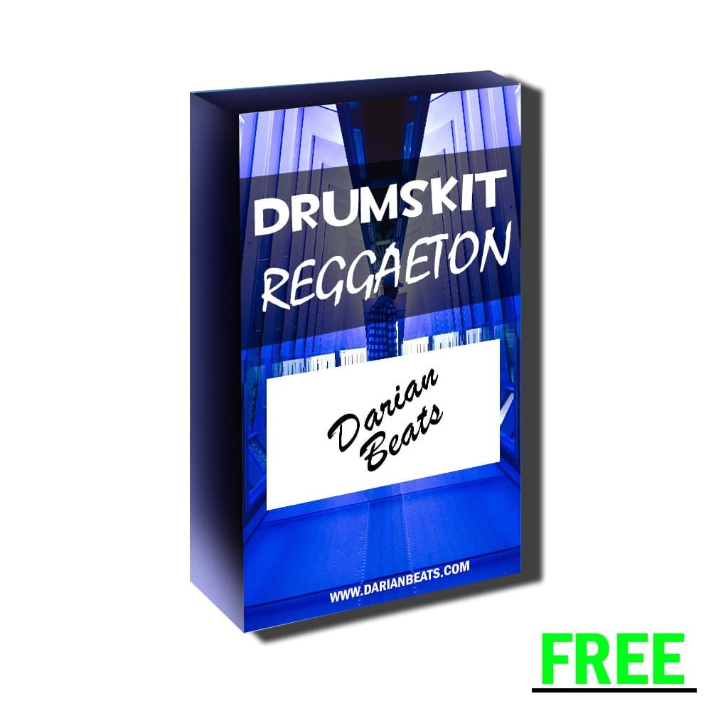 DrumsKit Reggaeton Vol. 1 (Free)